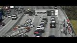 Semi overturns, blocks I-405 lanes in Renton - (7/16)