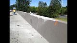 Semi overturns, blocks I-405 lanes in Renton - (16/16)