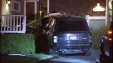 Deck in shambles after Kirkland DUI crash - photos - (1/7)