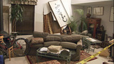 Car rams through Montlake home_3527365