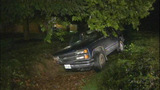 Man trapped after joy ride in stolen SUV - photos - (7/9)