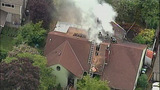 Flames tear through house in Lake City - photos - (5/8)