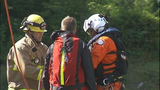 Crews rescue hiker who fell at Wallace Falls - (10/21)