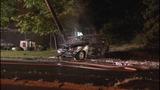 SUV crashes, bursts into flames - photos - (3/11)