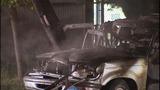 SUV crashes, bursts into flames - photos - (8/11)
