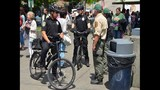 PHOTOS: Police up patrols at Victor Steinbruek Park - (9/21)