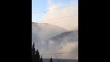 PHOTOS: Grasslands burning near Lake Chelan - (8/8)