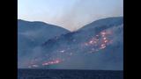 PHOTOS: Grasslands burning near Lake Chelan - (7/8)