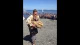 Seafair Pirates land at Alki Beach - (8/10)