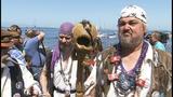 Seafair Pirates land at Alki Beach - (6/10)