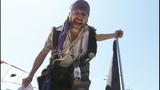 Seafair Pirates land at Alki Beach - (3/10)