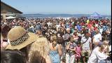Seafair Pirates land at Alki Beach - (4/10)