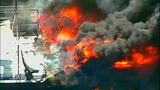 Luxury yacht engulfed in flames at Roche… - (9/20)