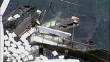 PHOTOS: Burned-out yacht sinks in Roche Harbor - (6/10)