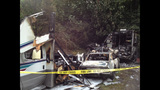 Motor home, boat, trailer, cars burn in fire - photos - (4/5)