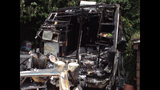 Motor home, boat, trailer, cars burn in fire - photos - (3/5)