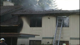 Lakewood fire tears through apartment complex - (1/10)
