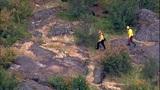 PHOTOS: Big Rock fire burns near Mount Vernon - (4/19)
