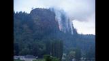 PHOTOS: Big Rock fire burns near Mount Vernon - (13/19)