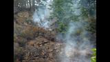 PHOTOS: Big Rock fire burns near Mount Vernon - (14/19)