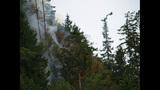 PHOTOS: Big Rock fire burns near Mount Vernon - (7/19)