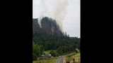 PHOTOS: Big Rock fire burns near Mount Vernon - (17/19)