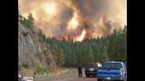 PHOTOS: Crews battle state wildfires - (19/23)