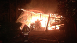 PHOTOS: Intense fire may have killed homeowner - (2/10)