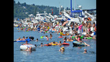 SeattleInsider: People Of The Seafair Logboom - (4/25)