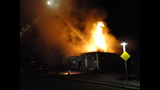 PHOTOS: Fire destroys Friday Harbor buildling - (3/4)