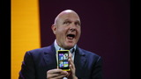 Photos: Steve Ballmer's career at Microsoft - (7/18)