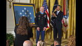 PHOTOS: Obama gives the Medal of Honor - (6/16)