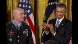 PHOTOS: Obama gives the Medal of Honor - (10/16)