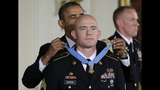 PHOTOS: Obama gives the Medal of Honor - (8/16)