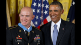 PHOTOS: Obama gives the Medal of Honor - (7/16)