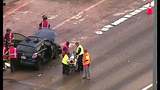 PHOTOS: Scene of collision on SB I-5 - (19/19)
