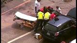 PHOTOS: Scene of collision on SB I-5 - (18/19)