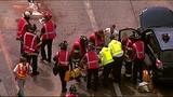 PHOTOS: Scene of collision on SB I-5 - (12/19)