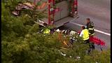 PHOTOS: Scene of collision on SB I-5 - (15/19)