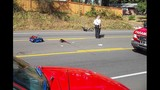 PHOTOS: Car hits bicyclist in Federal Way - (6/12)