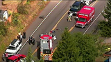 PHOTOS: Car hits bicyclist in Federal Way - (3/12)