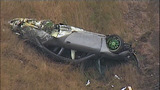 PHOTOS: Porsche flips in SR 18 crash - (6/10)