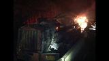 PHOTOS: I-90 closed by fiery crash of 3 semi trucks - (18/20)