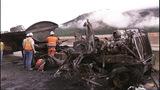 PHOTOS: I-90 closed by fiery crash of 3 semi trucks - (14/20)