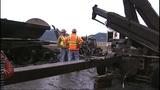 PHOTOS: I-90 closed by fiery crash of 3 semi trucks - (11/20)