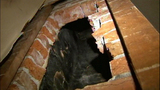 PHOTOS: Chimney where man was trapped - (8/8)