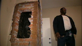 PHOTOS: Chimney where man was trapped - (3/8)