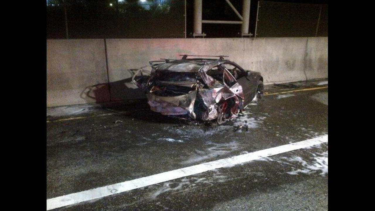 Troopers: Driver who caused fatal crash was high on meth