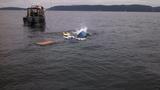 PHOTOS: Ferry, sailboat collision - (2/4)