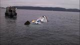 PHOTOS: Ferry, sailboat collision - (1/4)
